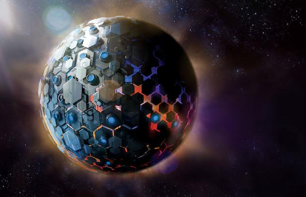 كرات دايسون حول الثقوب السوداء قد تكشف عن حضارات غريبة