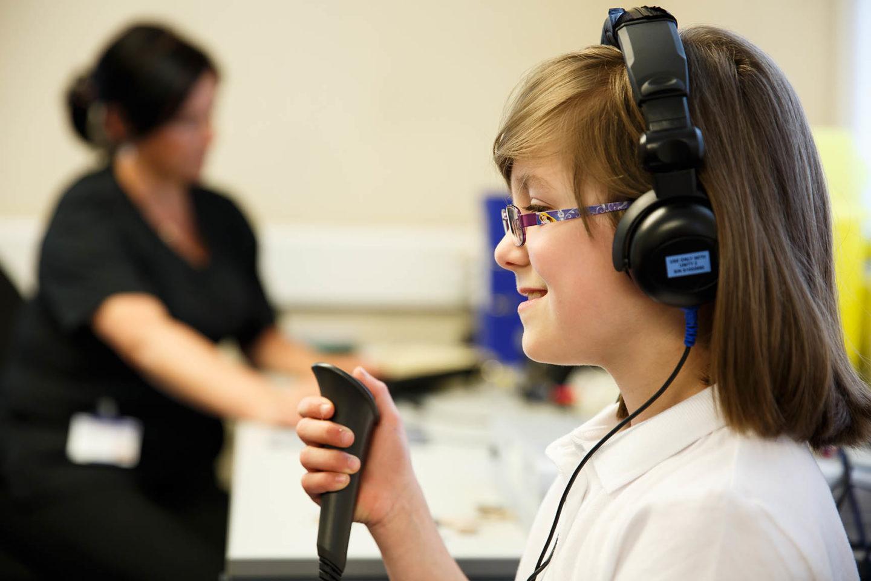قياس السمع: تقييم الوظيفة السمعية