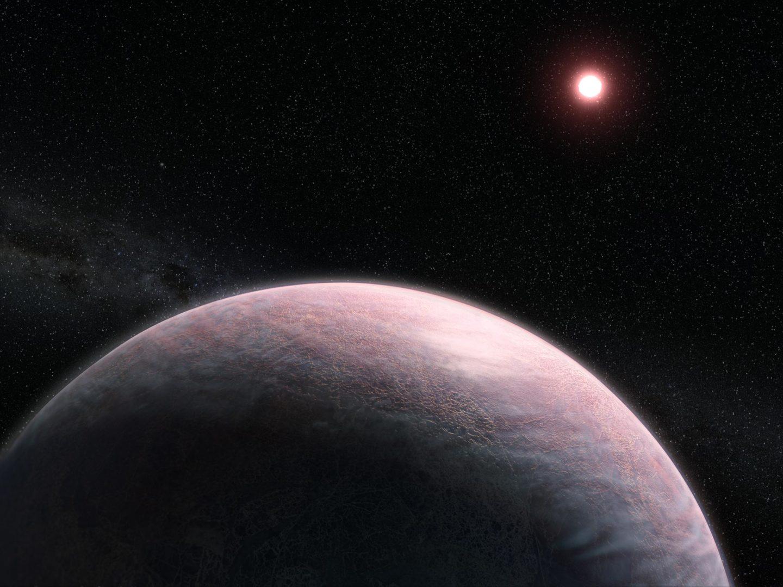 الغلاف الجوي لأحد أكثر الكواكب الخارجية سخونة في المجرة مليء بالمعادن