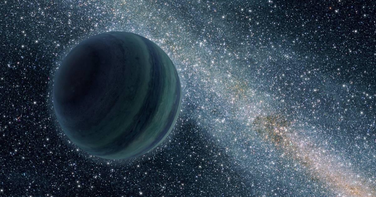 اكتشاف كوكب مشابه للأرض يطفو حرًا في الفضاء الخارجي