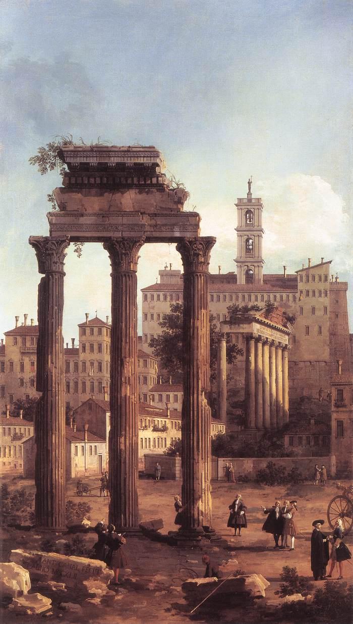 لمحة تاريخية عن مدينة روما الإيطالية - حقائق ومعلومات حول مدينة روما في إيطاليا - الجمهورية والإمبراطورية الرومانية - سقوط روما وصعود البابوية