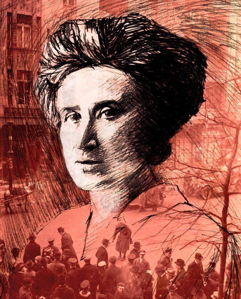 روزا لوكسمبورج حياتها وأعمالها ونشاطها الثوري - ثورية ألمانية بولندية المولد - داعية للمبادئ اليسارية - الحزب الديمقراطي الاجتماعي البولندي واتحاد سبارتاكوس