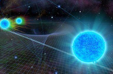 نظرية النسبية العامة تجتاز اختبارًا صعبًا جديدًا في قلب مجرتنا برهان جديد لنظرية النسبية العامة لأينشتاين الثقب الأسود العملاق في قلب مجرتنا الجاذبية
