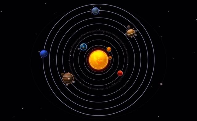 اكتشاف جديد يشير إلى أن النظام الشمسي يمتلك مستويين من الحركة المدارية