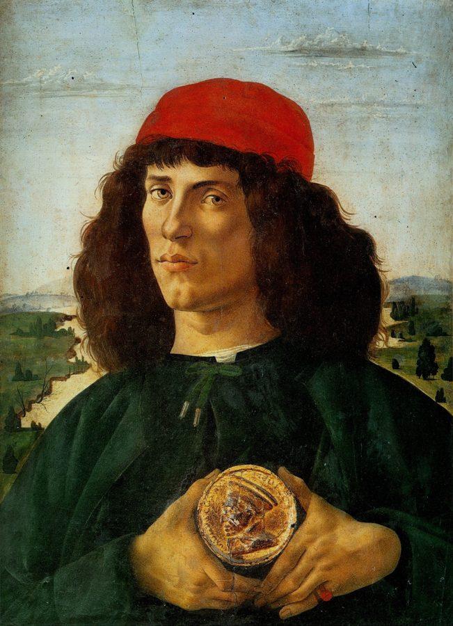 الفنان الإيطالي ساندرو بوتشيللي