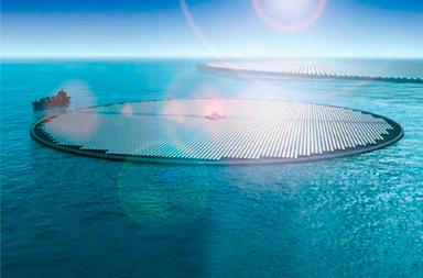 جهاز مذهل يعمل على تحلية مياه البحر باستخدام الطاقة الشمسية جهاز جديد يزيل حوالي 100% من الملح من مياه البحر باستخدام ضوء الشمس