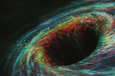 استخدام صدى الثقوب السوداء لصنع خريطة للكون - الأشعة تحت الحمراء - حساب المسافة التي قطعها الضوء الصادر عن الأجسام في الفضاء