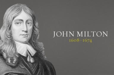 جون ميلتون: سيرة شخصية - شاعر وكاتب ومؤرخ إنجليزي - أهم كاتب إنجليزي بعد وليام شكسبير - أعظم قصيدة ملحمية في الأدب الإنجليزي - الفردوس المفقود