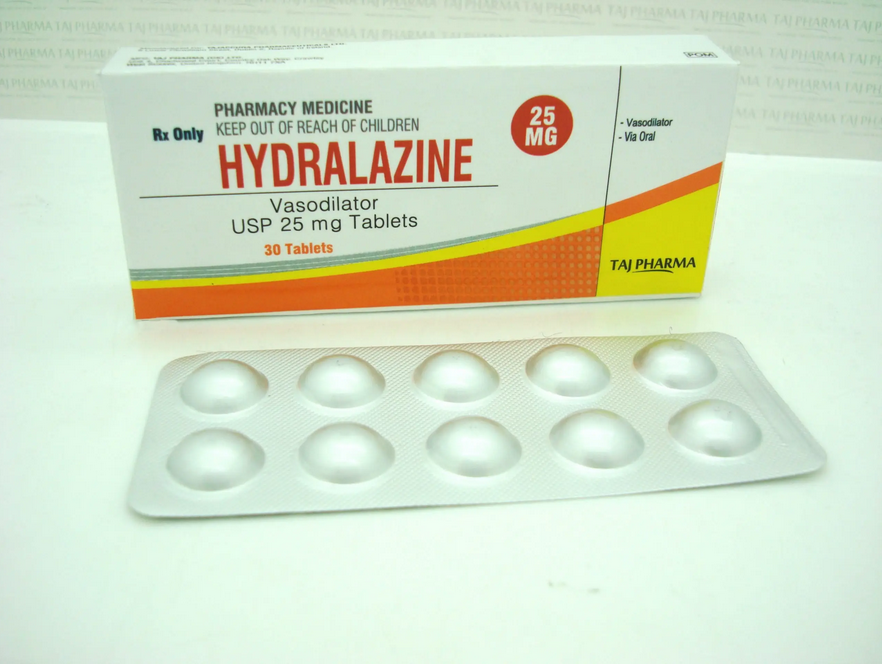 دواء الهيدرالازين: إرشادات الاستخدام والتأثيرات الجانبية والتحذيرات - أحد الأدوية التي تعمل على نوسيع الأوعية الدموية - دواء لعلاج حالات ارتفاع ضغط الدم