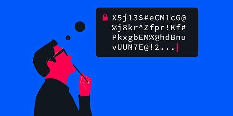 إليك كيف تنشئ كلمات مرور قوية وآمنة - استخدام كلمة المرور نفسها في عدة حسابات على الإنترنت - كلمة مرور آمنة - قراصنة الإنترنت