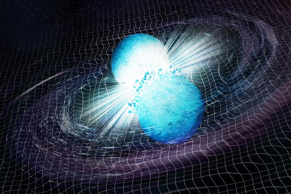 موجات الجاذبية تستكشف مادة غريبة داخل النجوم النيوترونية - ما الذي يوجد داخل النجوم النيوترونية - الأمواج الثقالية والنجوم النيوترونية