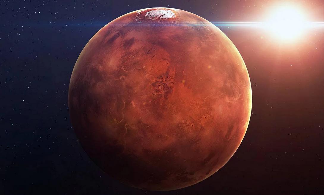 جهاز جديد لاستخراج الوقود والهواء والماء من مياه المريخ المالحة