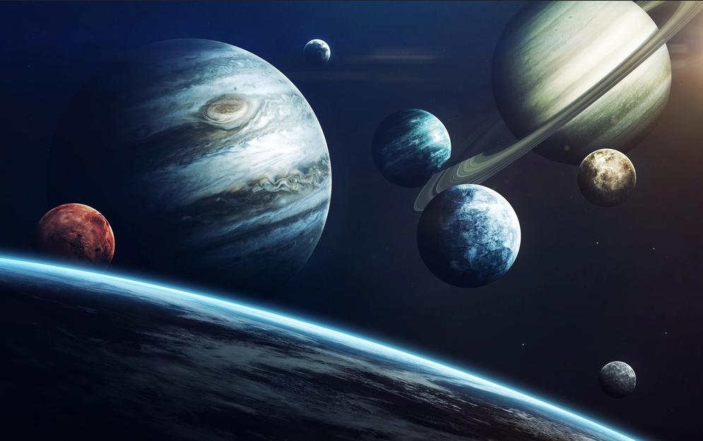 لماذا نستطيع مشاهدة المجرات البعيدة في سمائنا ولا نرى الكواكب القريبة منا؟