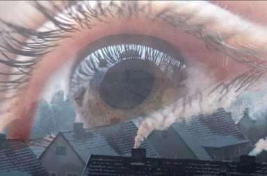 ارتباط تلوث الهواء بفقدان البصر التدريجي الذي قد يصبح دائمًا - وجود صلة بين تلوث الهواء وزيادة خطر نشوء تنكس بقعي مرتبط بالعمر - فقدان البصر