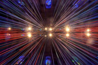 السفر بسرعة تفوق سرعة الضوء ممكن بحسب نظرية آينشتاين - محركات الاعوجاج الفضائية - السفر في الفضاء بسرعة أكبر من سرعة الضوء