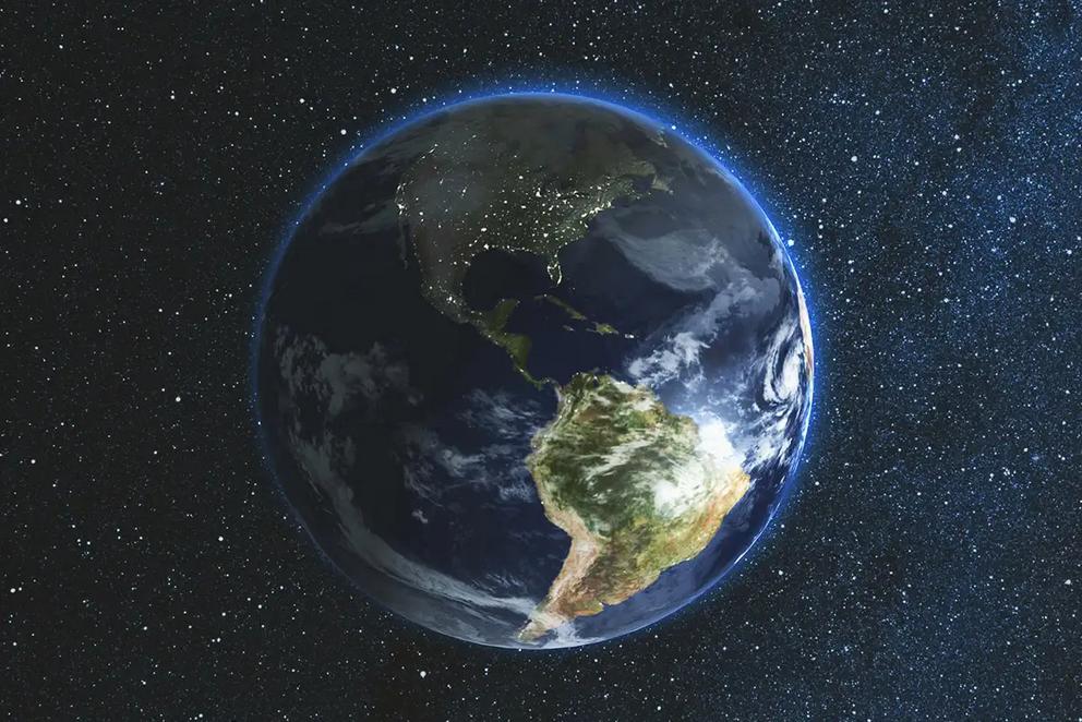 لماذا يبرد أحد جانبي الأرض أسرع من الآخر؟