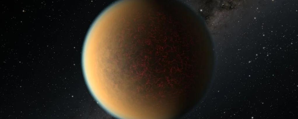 كوكب خارجي قريب ربما فقد غلافه الجوي ثم صنع واحدًا جديدًا!