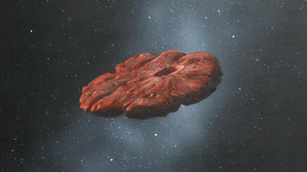 اكتشاف عدد من الأجسام بين النجمية التي يعتقد أنها تزور نظامنا الشمسي