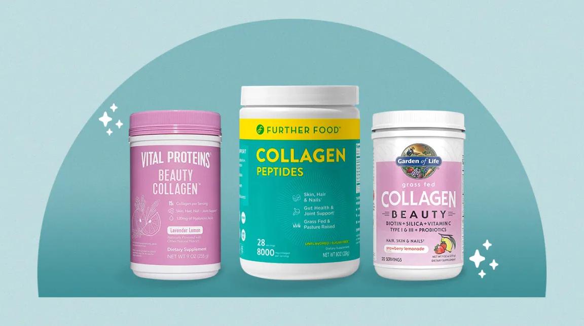 هل تفيد مكملات الكولاجين الجلد والمفاصل؟ - هل تحافظ مكملات الكولاجين على شباب دائم؟ - فوائد أدوية الكولاجين للجسم - وظيفة الكولاجين