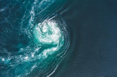 تأثير سرعة تغير تيارات المحيطات على المناخ - كيفية تغير سرعات تيارات المحيط بمرور الوقت - ما هي دوامات المحيط وكيف تتغير؟