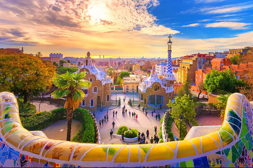 مدينة برشلونة: تاريخ وحقائق