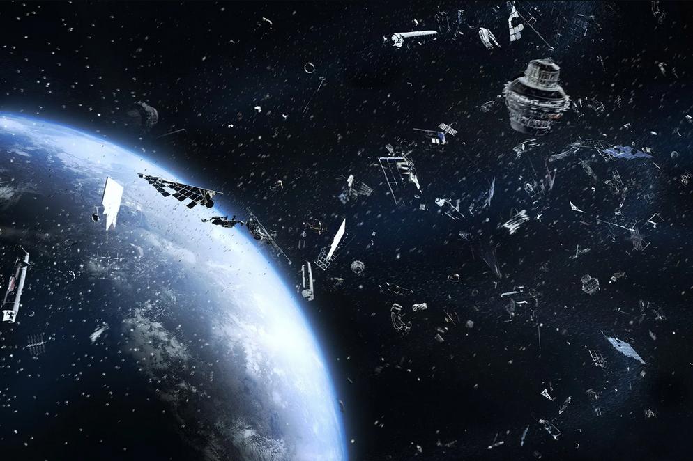 المخلفات الفضائية تعيق رصد النجوم