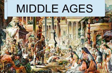 العصور الوسطى التي سبقت بداية عصر النهضة في القرن الرابع عشر في أوروبا - الحملات الصليبية التي أقامتها الكنيسة الكاثوليكية
