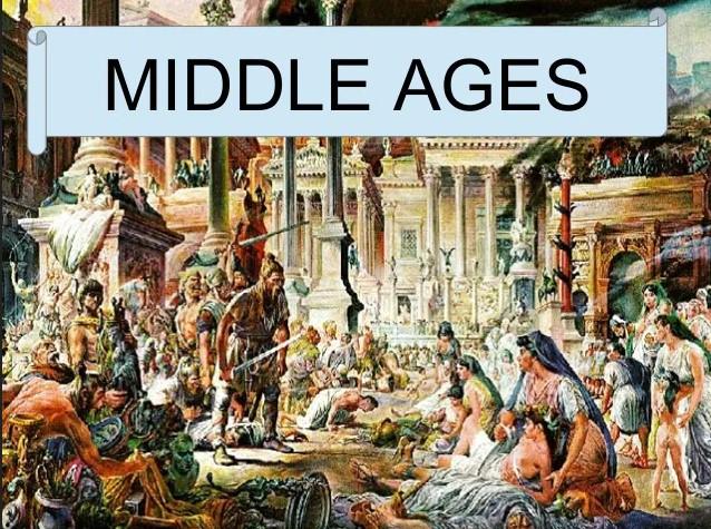 العصور الوسطى: الدرب نحو عصر النهضة