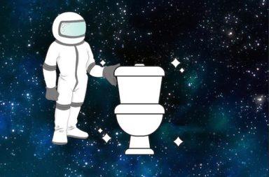 كيف يقضي رواد الفضاء حاجتهم في الرحلات الفضائية؟ - ما هي التقنيات التي يستخدمها رائد الفضاء من أجل قضاء حاجته خلال أدائه مهماته؟ الذهاب إلى الحمام في الفضاء