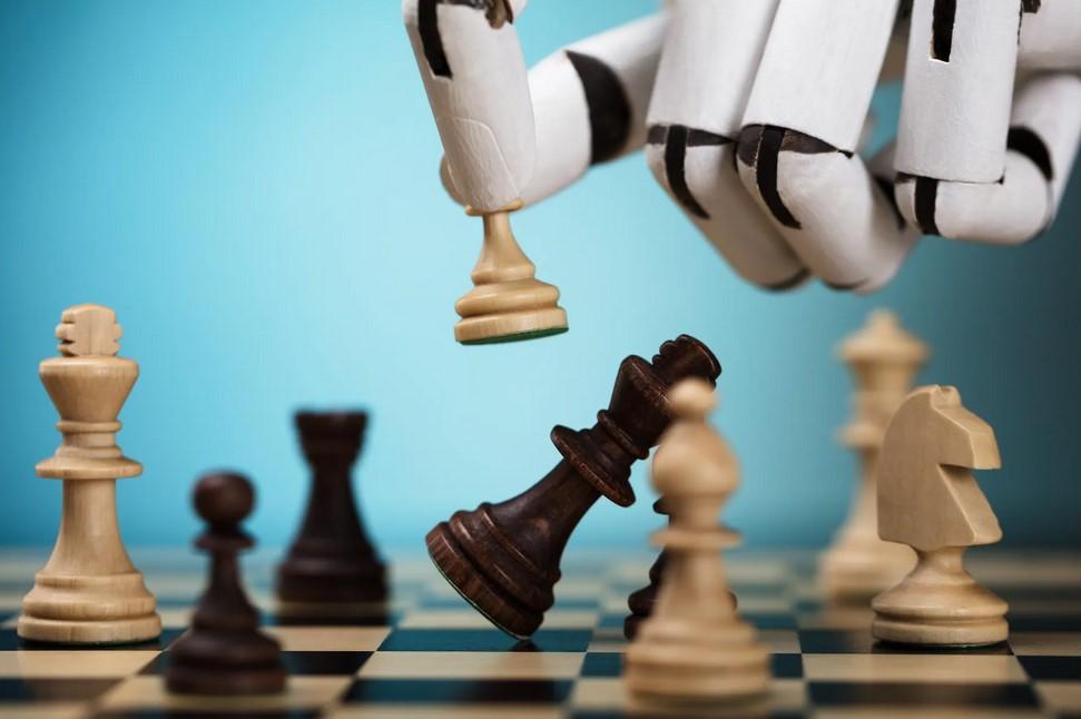 كيف تمكن الكمبيوتر من هزيمة أبطال الشطرنج؟