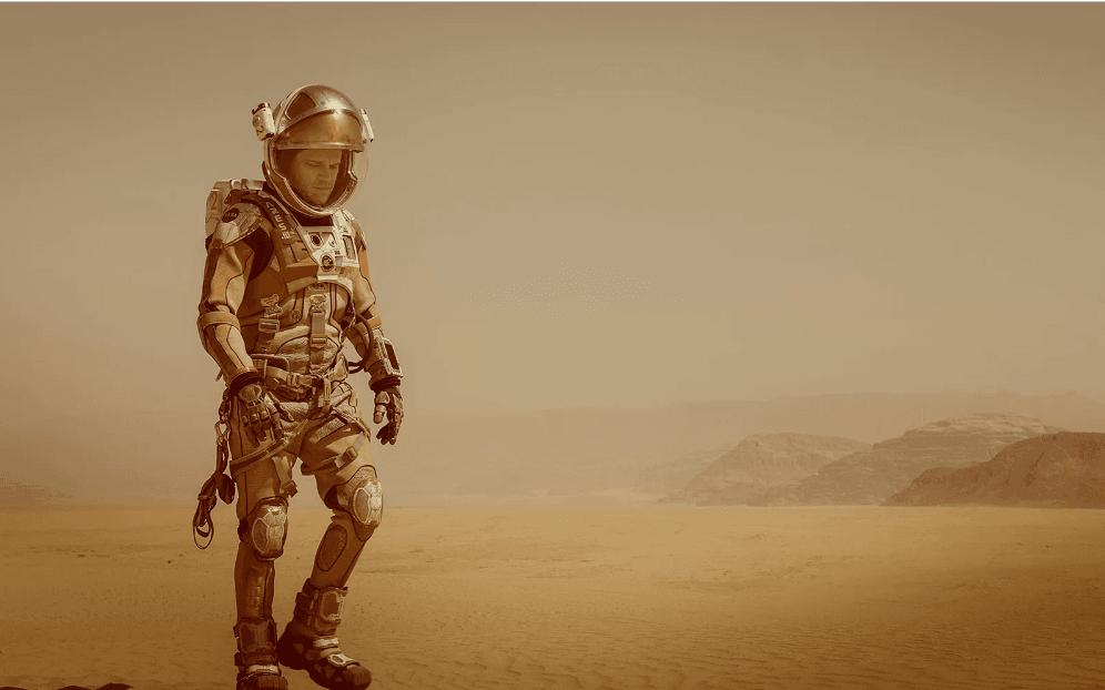 أفضل أفلام المريخ للاحتفال بالكوكب الأحمر