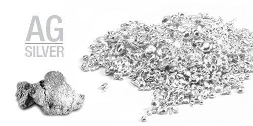 معلومات وحقائق عن عنصر الفضة