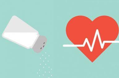 القلب الملح قليلة الصوديوم ضغط
