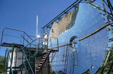 ألواح شمسية جديدة يمكنها توليد حرارة تصل إلى 1000 درجة مئوية من ضوء الشمس توليد حرارة كافية من أجل زيادة إنتاج الإسمنت والزجاج