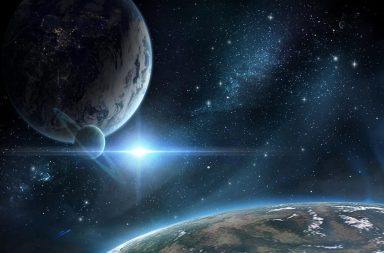 وكالة ناسا تعلن عن مشروع ضخم لتحويل فوهة قمرية إلى تلسكوب راديوي - الغلاف الجوي الأرضي أو الضجيج الراديوي - الأقمار الصناعية