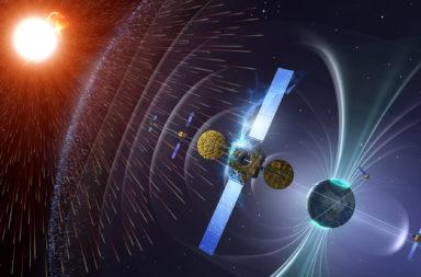بدأ العلماء يدركون أن بعض الإشعاعات التي نكتشفها في الغلاف الجوي للأرض لا تنبع من الأرض نفسها بل من الخارج - الأشعة الكونية