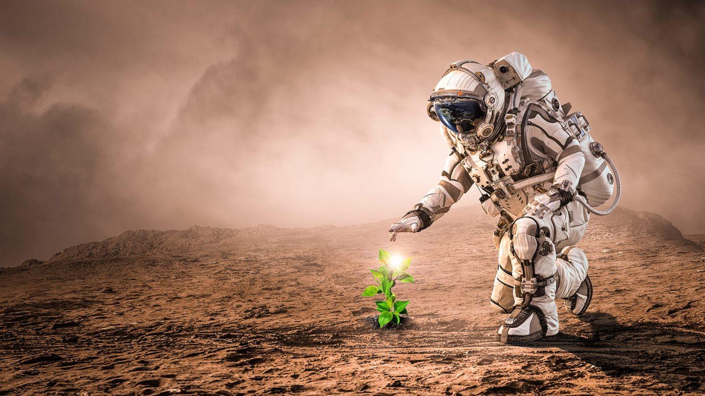 البحث عن الحياة في الكواكب الخارجية قد يبدأ بهذا المركب العضوي