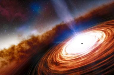 أشعة جاما الغامضة يمكن أن تنشأ من الثقوب السوداء النائمة - مصدر أشعة غاما والنيوترينوات التي تتدفق عبر الكون - أشعة غاما عالية الطاقة