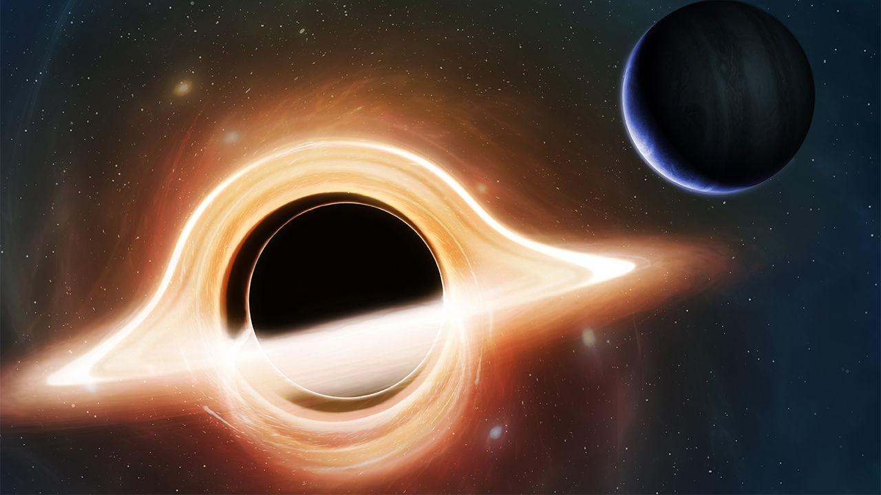 هل تمتص الكائنات الفضائية الطاقة من الثقوب السوداء - إنتاج الطاقة من الاضطرابات الهائلة في الزمان والمكان بالقرب من الثقوب السوداء