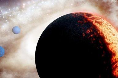 العثور على كوكب خارجي أضخم من الأرض بعمر الكون - اكتشف العلماء أحد الكواكب الخارجية الأكبر حجمًا من الأرض وكبيرة في العمر - الكواكب الصخرية - عمر الكون