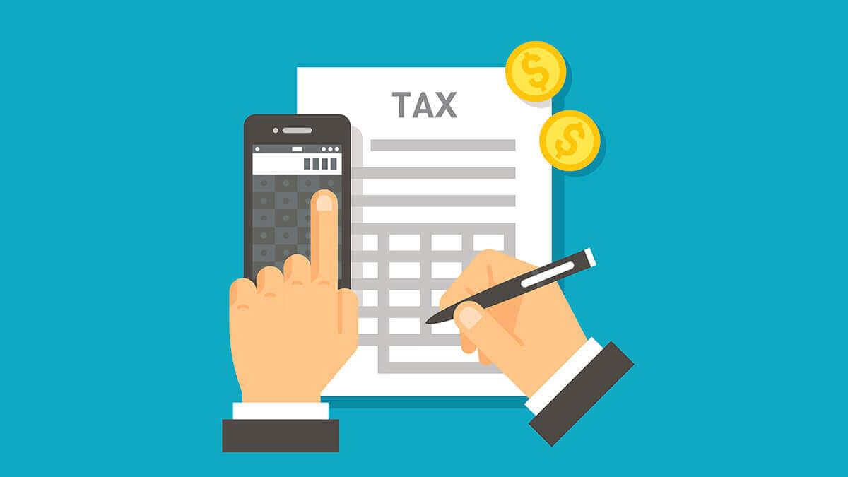 الضرائب: لمحة تاريخية