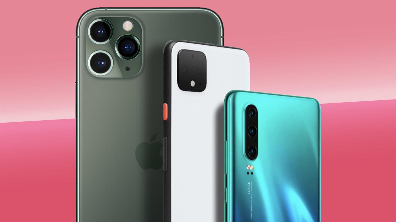 ما هو أفضل هاتف ذكي للتصوير في عام 2020؟