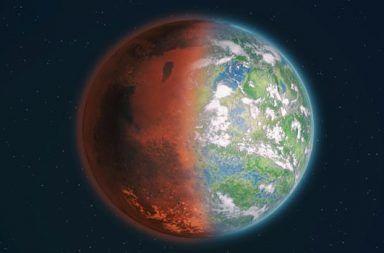 مادة عجيبة قد تكون المفتاح لتكوين الحياة على المريخ استصلاح الحياة على كوكب المريخ الاحتباس الحراري على المريخ لتشكيل الغلاف الجوي