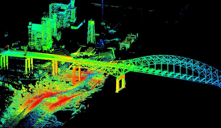 ما هي تكنولوجيا ليدار وما تطبيقاتها الأساسية - الليزر النبضي ونظام تحديد المواقع العالمي GPS ووحدات قياس الممانعة - حساس ليدار - أنظمة ليدار