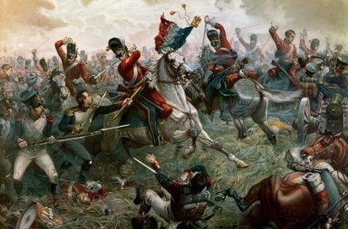 معلومات حول معركة واترلو التي وقعت في بلجيكا - المعركة التي هزمت فيها قوات نابليون على يد البريطانيين والبروسيين وأنهت السيطرة الفرنسية