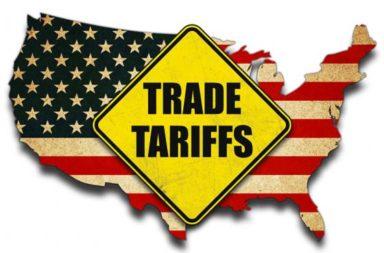 التعرفة المفروضة على البضائع - الرسوم الجمركية - ضريبة محددة على البضائع المستوردة تدفع على الحدود - حماية الصناعة والإنتاج المحلي - التعرفات