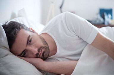 اضطراب النوم القلق المرضي حركة العين السريعة REM