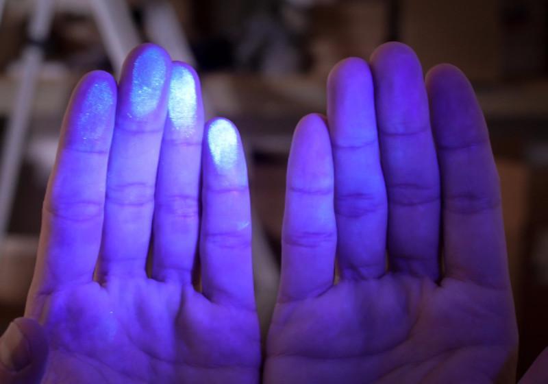 الأشعة فوق البنفسجية