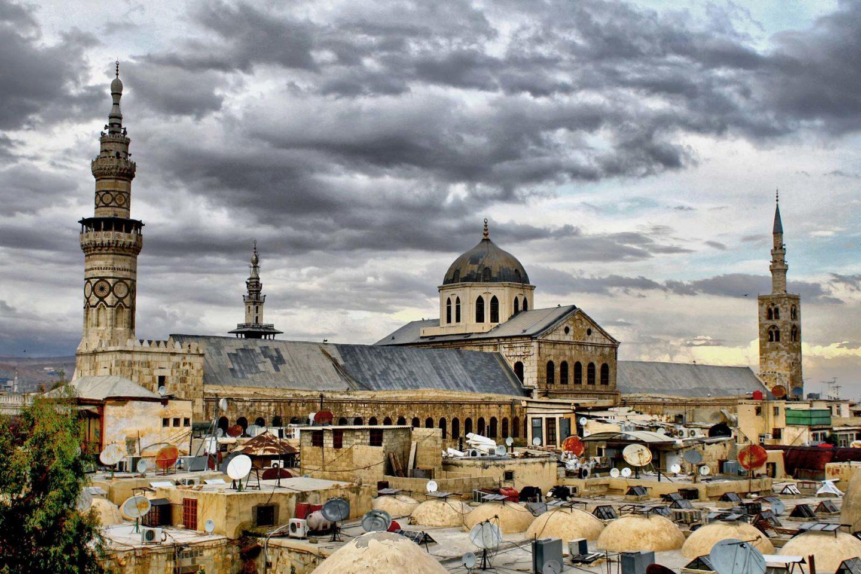 دمشق: معلومات وحقائق