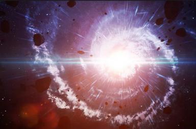 نظرية الانفجار العظيم كيف بدأ الكون كيف نشأ الكون التوسع الكوني إشعاع الخلفية الكوني الميكروي نظرية الانفجار العظيم ونشأة الكون